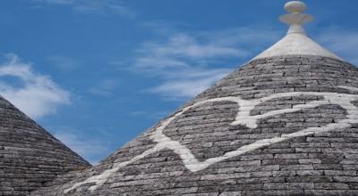 Alberobello-rooftops